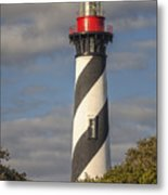 St. Augustine Lighthouse 11 Metal Print