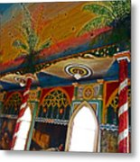 St Benedicts Painted Church 11 Metal Print