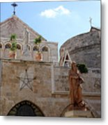 St Catherine Church Metal Print