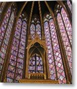St Chapelle Paris Metal Print
