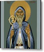 St. Declan Of Ardmore - Rldoa Metal Print