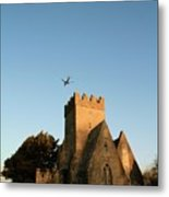 St Doulaghs Church Metal Print