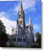 St Finbarrs Cathedral, Cork City, Co Metal Print