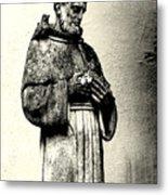 St. Francis In St. James Metal Print
