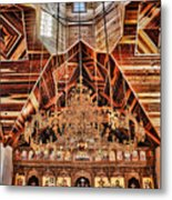 St. George Chapel Metal Print