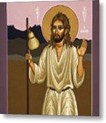 St Ignatius The Pilgrim 021 Metal Print