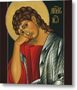 St. John The Apostle 037 Metal Print