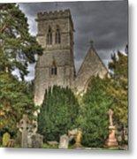 St John The Evangalist Stanmore Metal Print