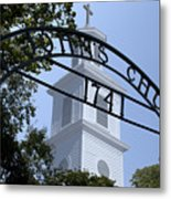 St Johns Church Metal Print