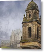 St Johns Edinburgh Metal Print