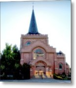 St. John's Episcopal Church Metal Print