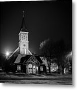 St Joseph Church Mandan Metal Print