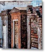 St. Louis 1 Tombs--nola Metal Print