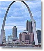 St Louis Panoramic View Metal Print