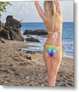 St Lucia Darcy 38 Metal Print