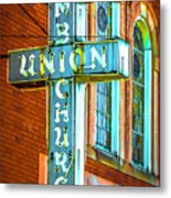 St Luke Church Of God In Christ Dsc2907 Metal Print