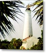 St Marks Lighthouse Metal Print