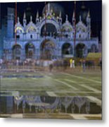 St. Mark's Metal Print