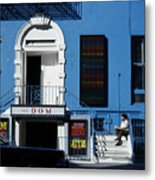 St. Marks Place Metal Print