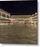 St. Mark's Square Metal Print