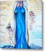 St Mary Of The Valley Metal Print