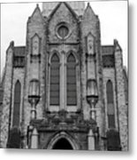 St Mary's Cathedral Memphis Tn Metal Print