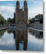 St Mary's Cathedral Metal Print