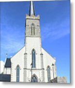 St. Marys Church Killybegs Metal Print