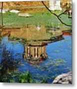 St. Mary's Church Philipi, Greece Metal Print