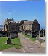 St Mary's Church - Whitby Metal Print