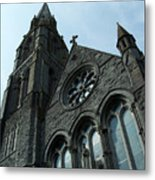 St. Mary's Of The Rosary Catholic Church Metal Print