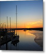 St. Mary's Sunset Metal Print by Southern Photo