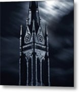 St Nicholas Church Wilkes Barre Pennsylvania Metal Print
