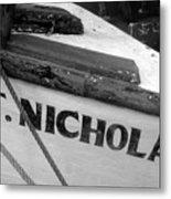 St. Nicholas Metal Print