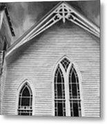 St Peter United Methodist Church-digital Art Metal Print