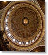 St. Peter's Duomo 1 Metal Print
