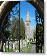 St Peters Marlow Metal Print