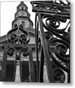 St. Philips Church  Metal Print