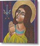 St Philomena 167 Metal Print