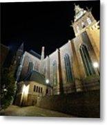 St. Steven's Church In Nijmegen Metal Print