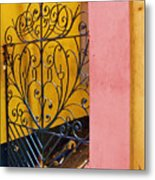 St. Thomas Gate Metal Print
