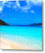 St. Thomas Heaven Metal Print