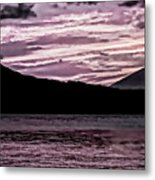 St Thomas - Sunset 2 Metal Print