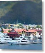 St. Thomas Us Virgin Islands Metal Print