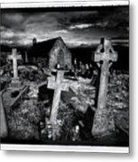St Tudno's Church Metal Print