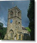 St Wilfrid Burnsall Metal Print