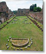 Stadium Of Domitian Metal Print