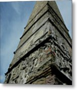 Stafford Park Historical Chimney Metal Print