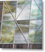 Stain Glass 1 Metal Print