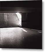 Stairs Of Hope Metal Print